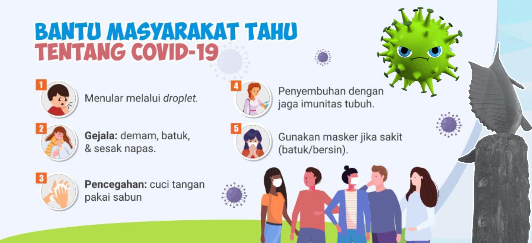 Portal Informasi Covid 19 Kabupaten Pesisir Barat